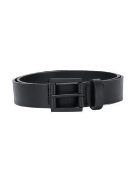 Givenchy Kids square buckle belt - Black
