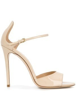 Deimille high-heeled sandals - Neutrals