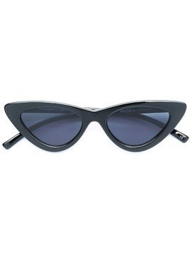 Le Specs Adam Selman x Le Specs The Last Lolita sunglasses - Black
