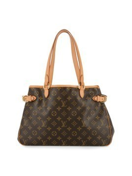 Louis Vuitton Vintage Batignolles horizontal tote - Brown