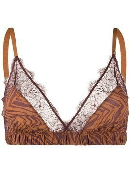 Love Stories Love lace bra - Brown
