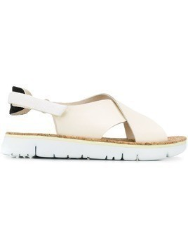 Camper Oruga sandals - Light Beige