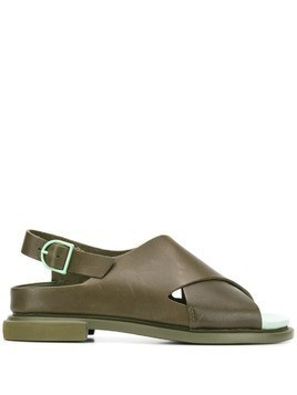 Camper Eda sandals - Green