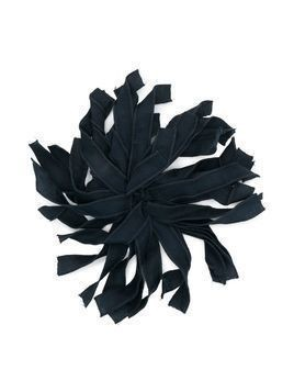 Piccola Ludo Zante fringed brooch - Blue