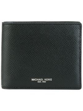 Michael Kors Collection 'Harrison' wallet - Black