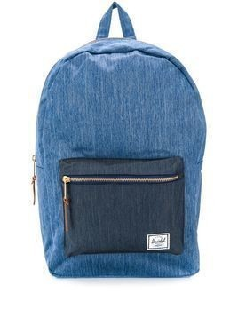 Herschel Supply Co. Settlement denim backpack - Blue