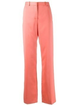 Versace high-waisted trousers - PINK