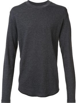 321 long sleeved top - Grey