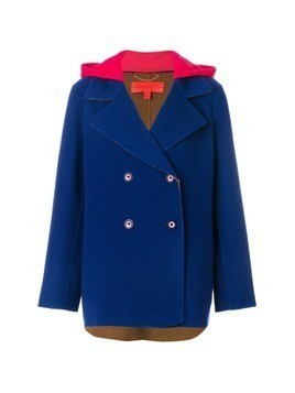 Hilfiger Collection double face peacoat - Blue