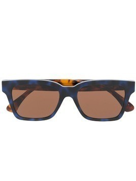 Retrosuperfuture square frame sunglasses - Blue