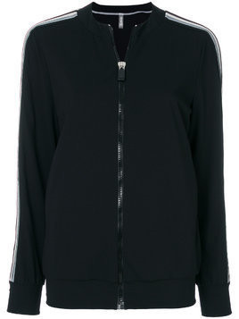 No Ka' Oi zipped sports jacket - Black