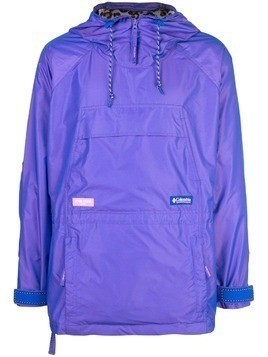 Opening Ceremony x Columbia Grand Cache II wind breaker - Blue