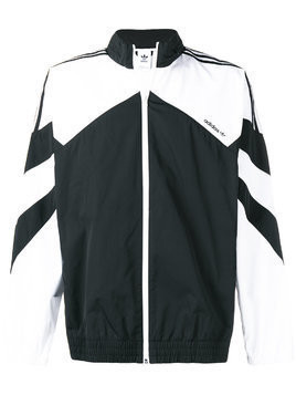 Adidas two tone sports jacket - Black