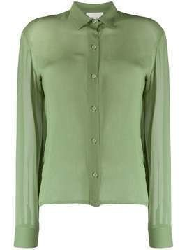 Forte Forte loose-fit shirt - Green