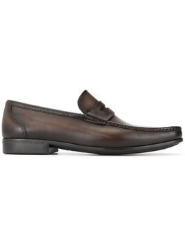 Magnanni classic loafers - Brown