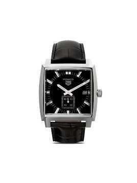 Tag Heuer Monaco 37mm - Metallic / Black