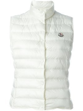 Moncler 'Liane' padded gilet - Nude & Neutrals