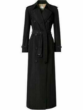 Burberry classic trench coat - Black
