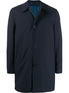 Paul Smith raincoat with removable lining - Blue