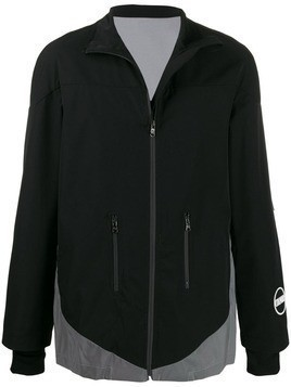 Colmar A.G.E. By Shayne Oliver zipped windbreaker jacket - Black