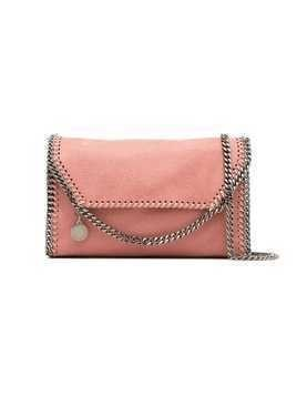 Stella McCartney pink mini Poly shoulder bag - Pink & Purple