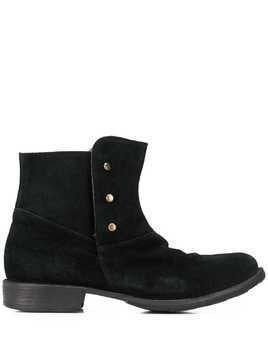 Fiorentini + Baker studded ankle boots - Black