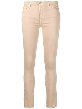7 For All Mankind skinny-fit denim trousers - Neutrals