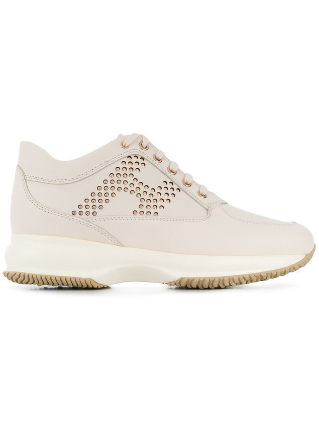 Hogan Interactive sneakers - Nude & Neutrals