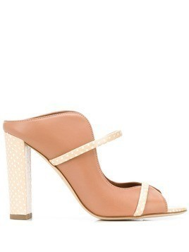 Malone Souliers Norah Luwolt mules - Brown