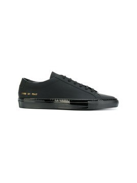 Common Projects lace up sneakers - Black