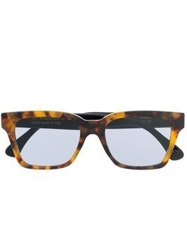 Retrosuperfuture square frame sunglasses - Brown