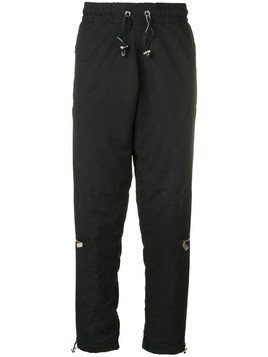 Blood Brother sweepstake track pants - Black