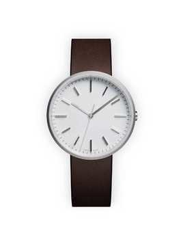 Uniform Wares M37 PreciDrive Three Hand Watch - Brown