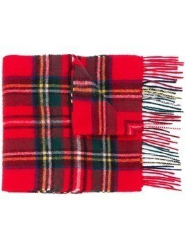 Barbour checked scarf - Multicolour