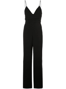 Jay Godfrey wide leg jumpsuit - Black