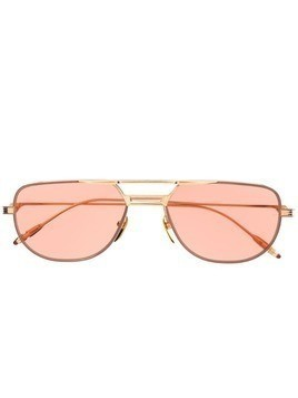 Jacques Marie Mage Roy sunglasses - Gold