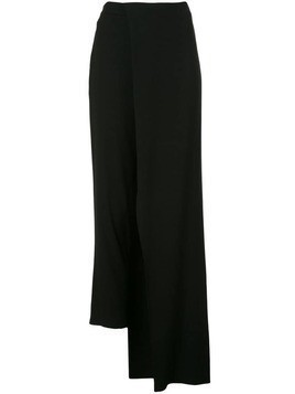 Hellessy layered tapered trousers - Black