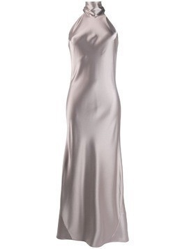Galvan Sienna dress - Grey