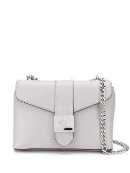 DKNY foldover shoulder bag - Grey