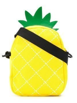 Molo Kids pineapple cross body bag - Yellow