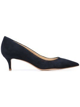 Marion Parke pointed toe pumps - Blue