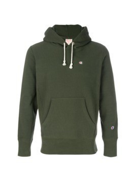 Champion classic hoodie - Green