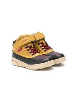 Geox Kids lace-up boots - Yellow