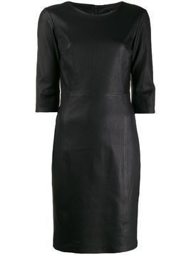 Arma mini dress - Black