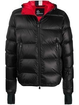 Moncler Grenoble padded jacket - Black