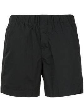 Venroy relaxed-fit pull-on shorts - Black