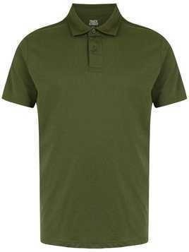 Track & Field 'Cool' polo shirt - Green