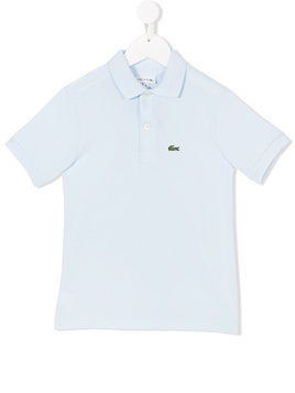 Lacoste Kids classic polo shirt - Blue