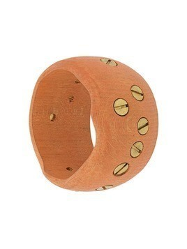 Corto Moltedo coconut bangle - Orange