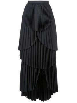 Amur Ophelia pleated skirt - Black
